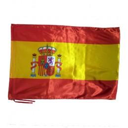 Bandera de España Escudo