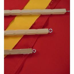 Estaquillador de muleta