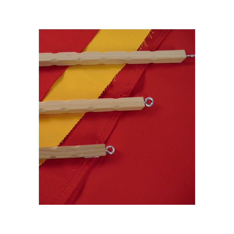 Wooden stick or Estaquillador