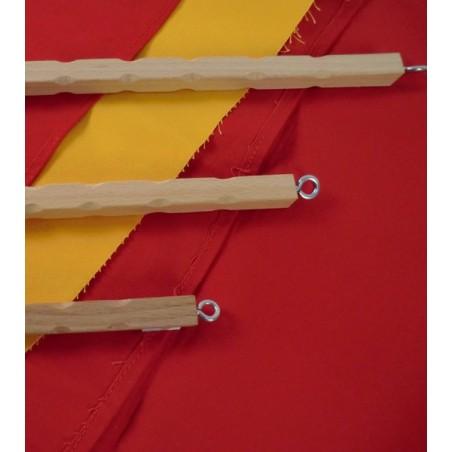 Estaquillador (soutien en bois) de muleta