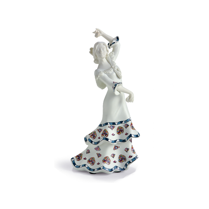 "Figure ""Gracia española"", de Nadal"