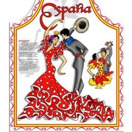 Delantales españoles