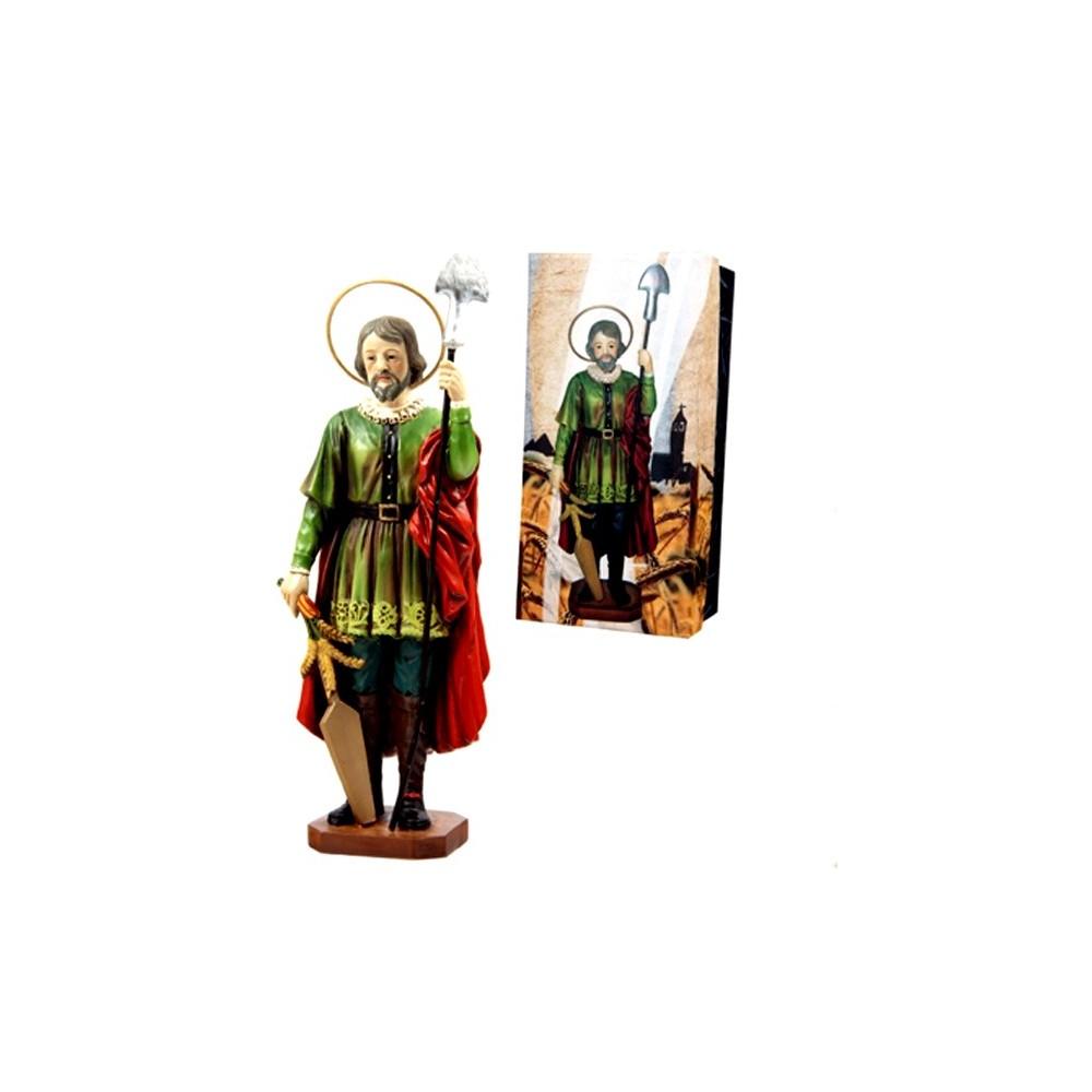 Replica of the figure of San Isidro Labrador (Madrid)
