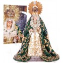 Replica of the Virgin of the Esperanza Macarena (Sevilla)