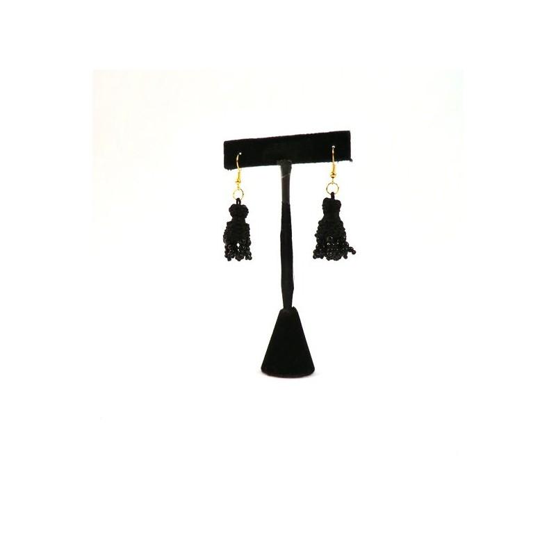 """Pendientes taurinos """"machos"""", diseño de ZiNGS"""