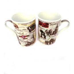 Deux mugs de Madrid