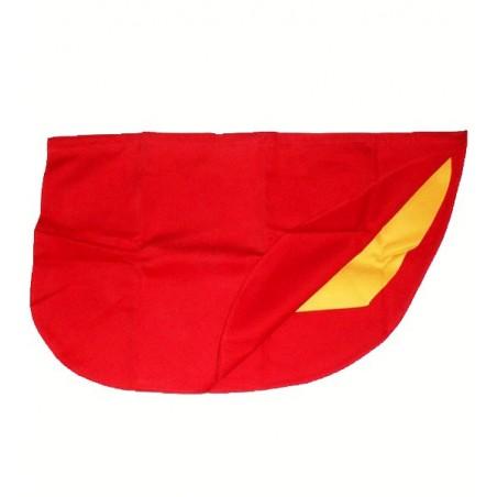 Cape rouge pour débutants