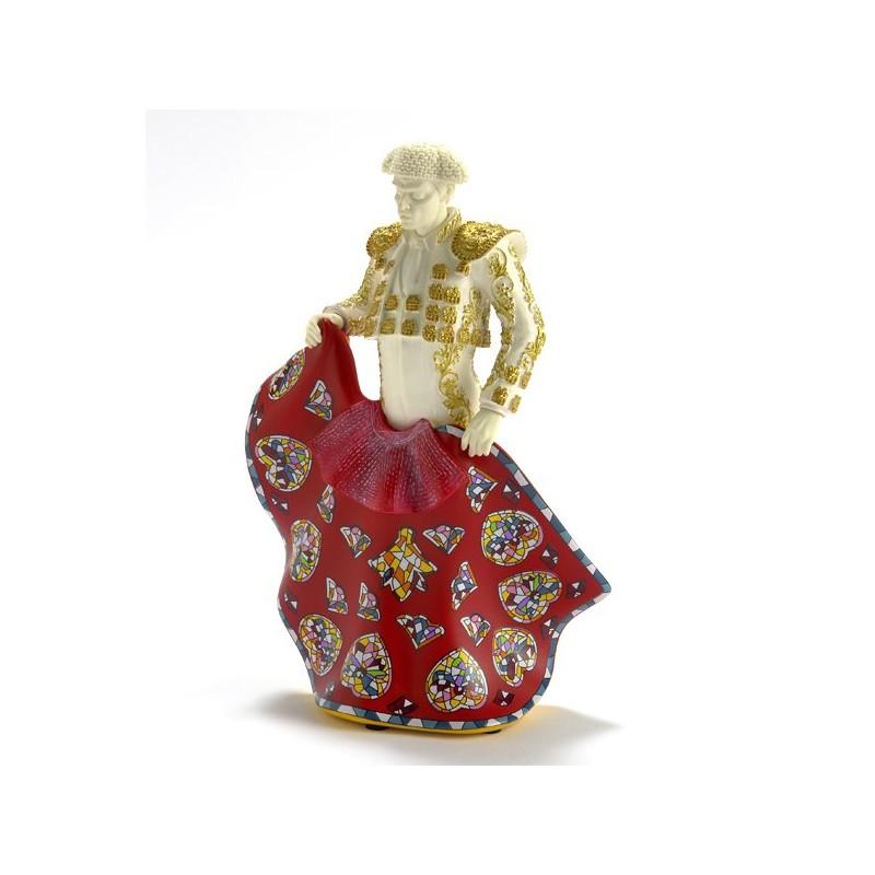 "Figurine ""Torero"", de Nadal"