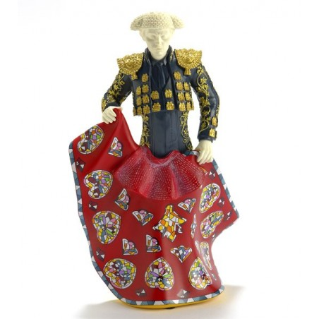 """Torero"" figure, from Nadal"