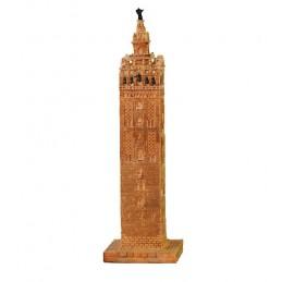 The Giralda in Seville replica