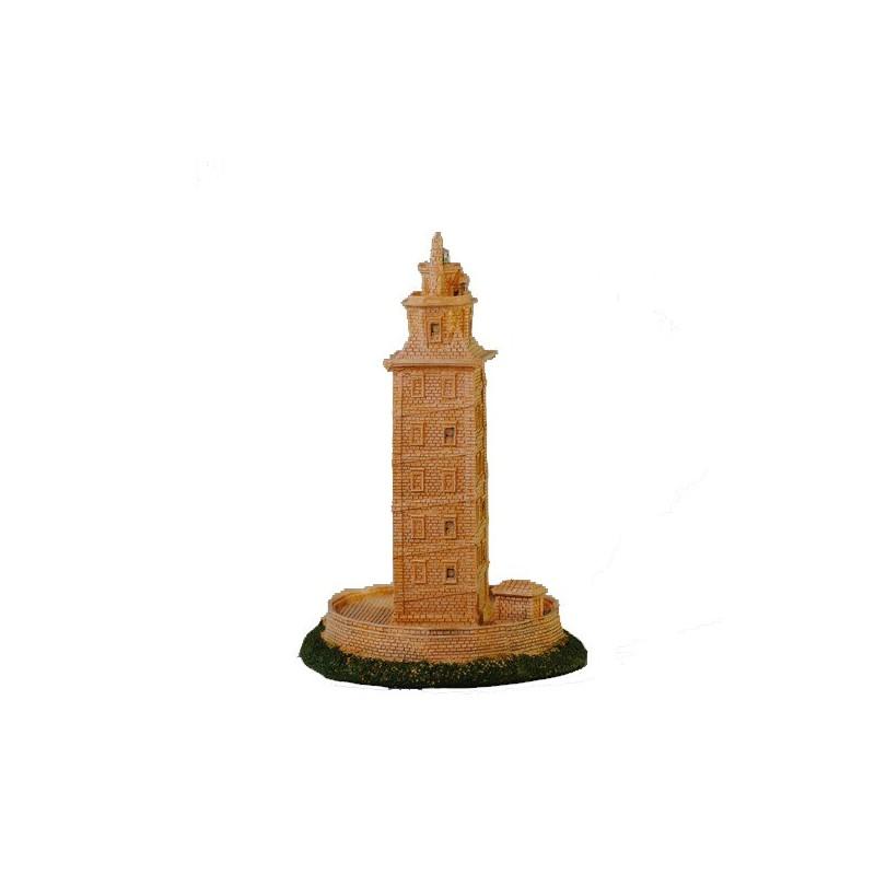 Replica of the of Torre de Hércules (A Coruña)