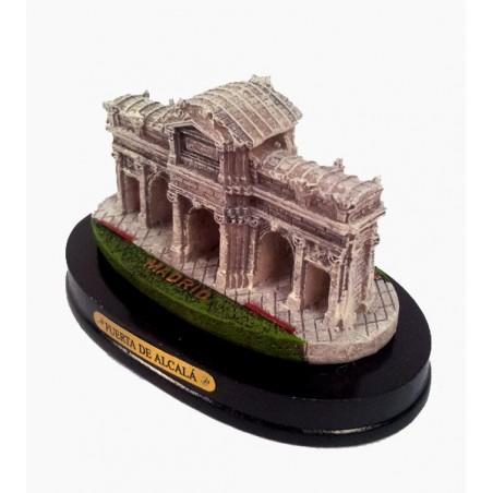 Miniature de la Porte de Alcalá (Madrid)