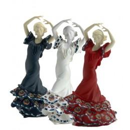 """Figure danseuse """"Sevillana"""" de Nadal"""
