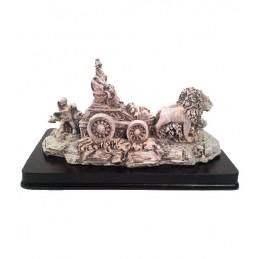 Réplica de la fuente de Cibeles (Madrid)