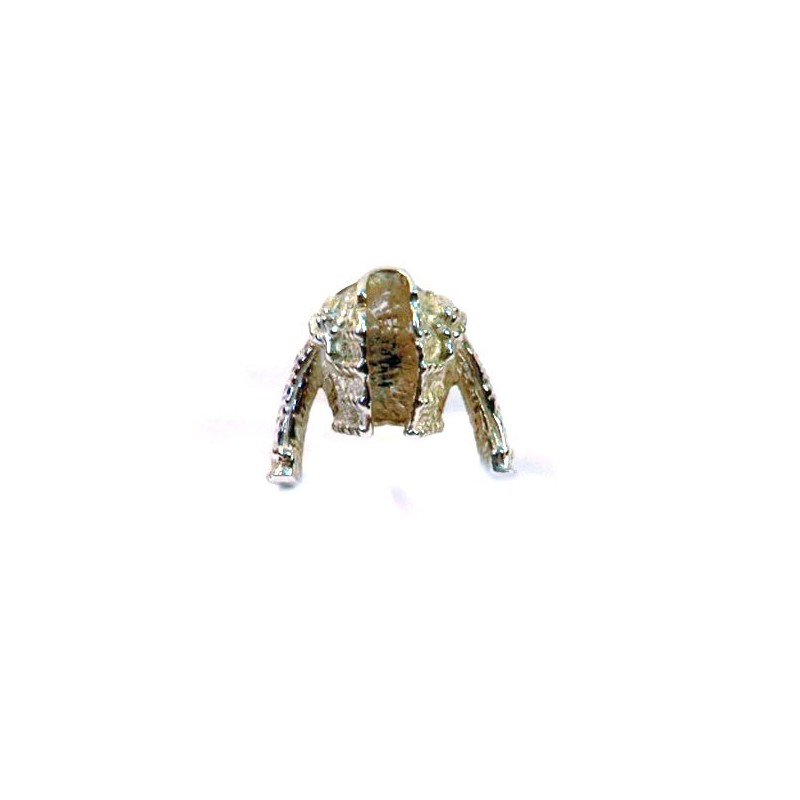 "Bullfighting silver pins ""jacket"""