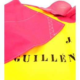 Professional bullfighter's cape