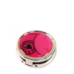 Capote model pillbox