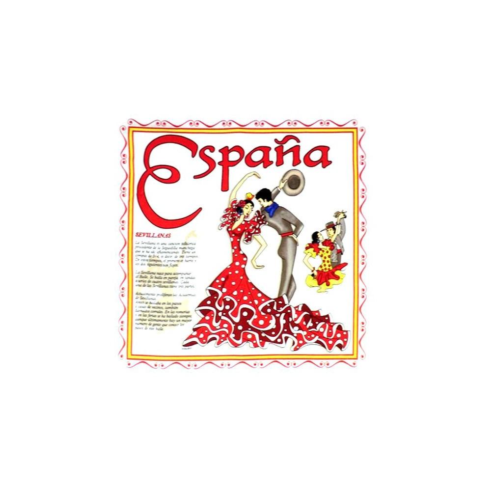Spanish kitchen cloths