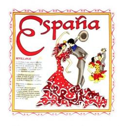 Paño de cocina Baile España