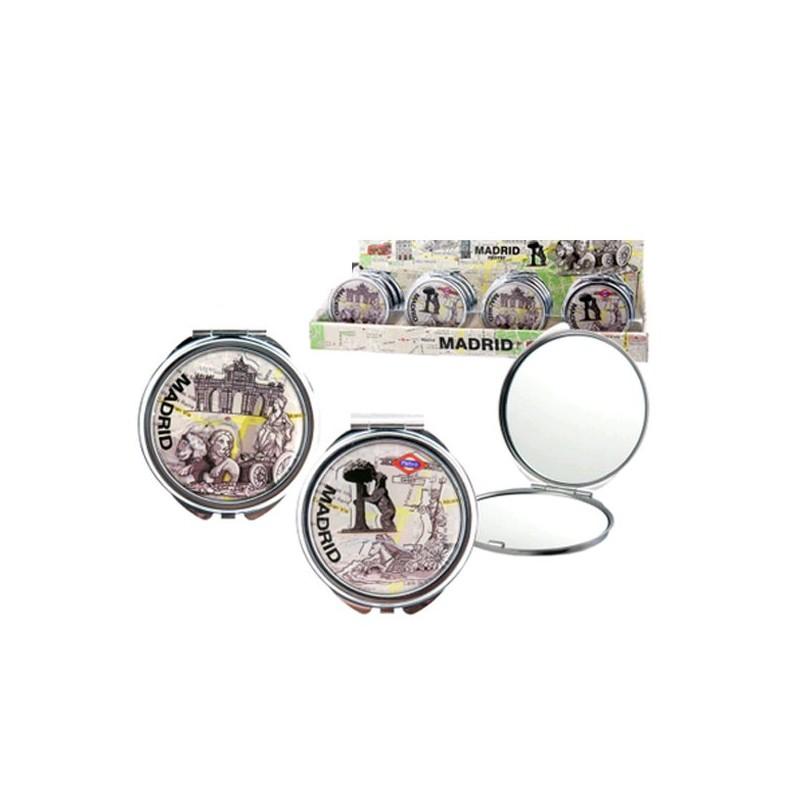 "Handbag mirror ""Madrid"" collection"