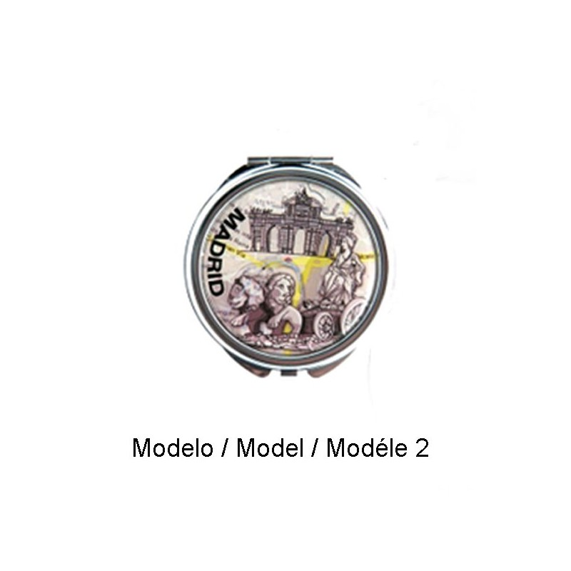 "Handbag mirror ""Madrid"" collection"