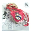 Mini espadrille pendant from the Real Madrid FC