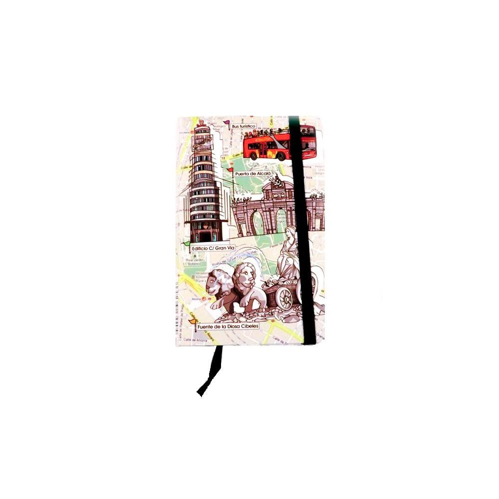 Madrid notebook