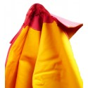 Semiprofessional bullfighter's cape or capote