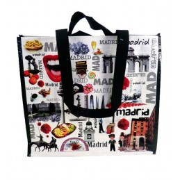"Sac de shopping ""de Madrid"""