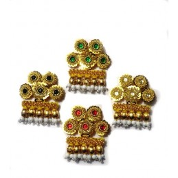 """Alamar"" Brooch suit of light"
