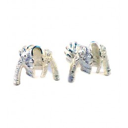 "Bullfighting silver cufflinks ""chaquetillas"""