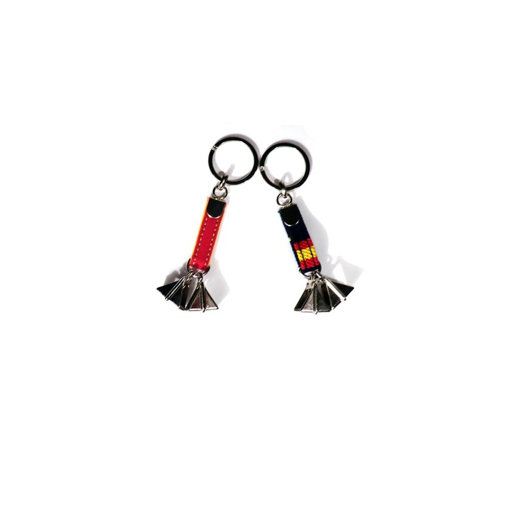 Key chain Stirrup