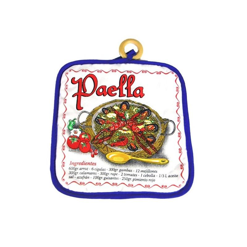 Manique de cuisine i souvenirs de espagne for Manique de cuisine