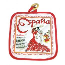 """Pot holder """"Spain"""""""