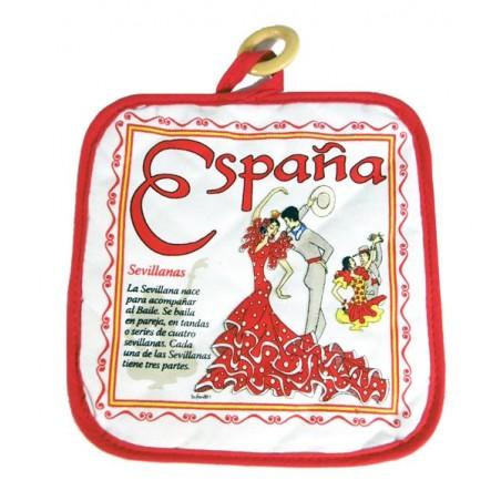 Sujeta fuentes España