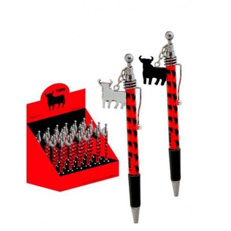 Bolígrafos del Toro de Osborne