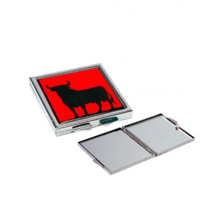 Toro de Osborne pocket mirror