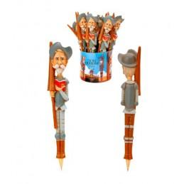 """Don Quixote"" Ballpoint pens"