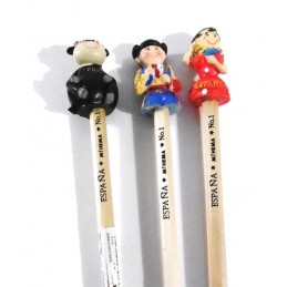 Funny pencils