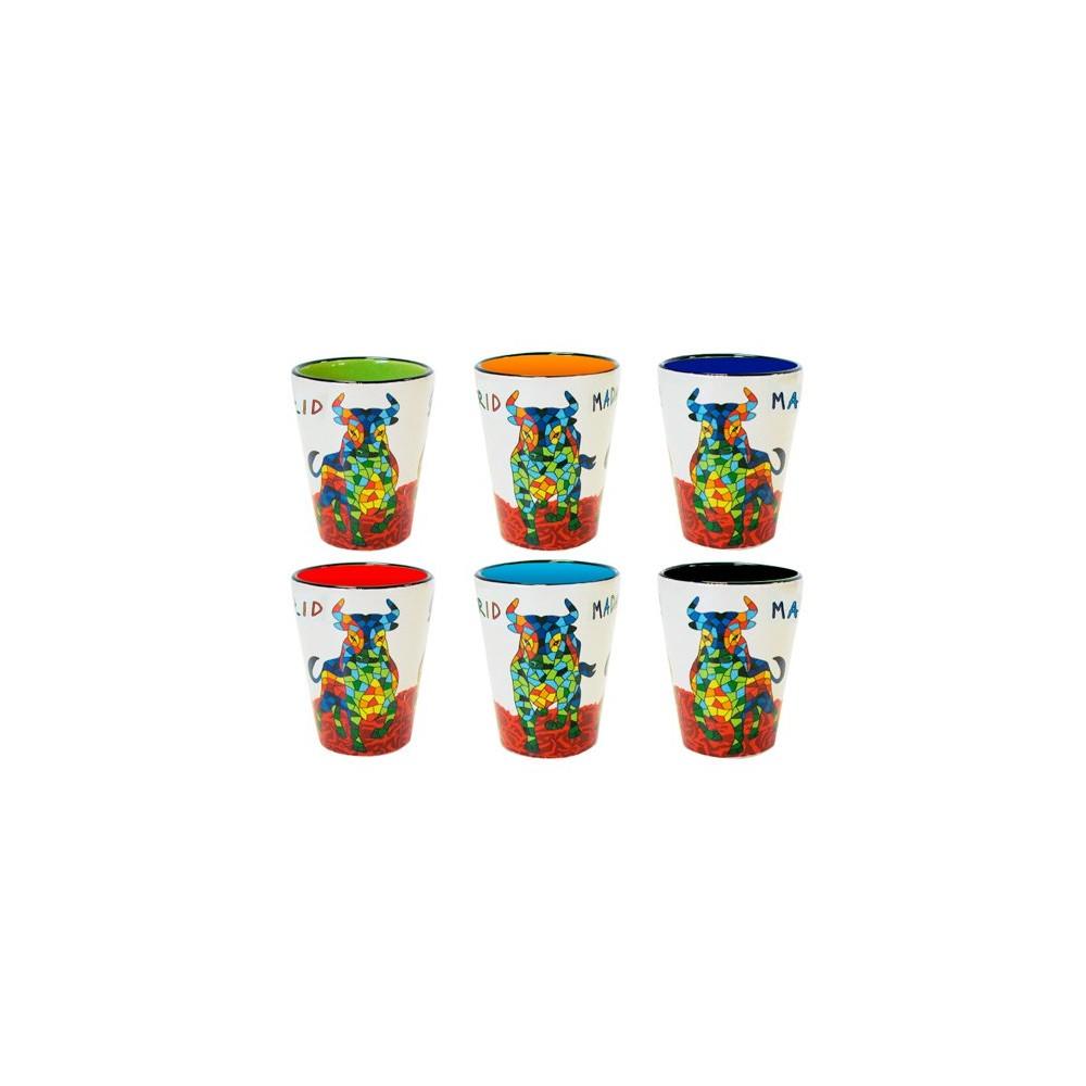 Vasos de chupito Toro