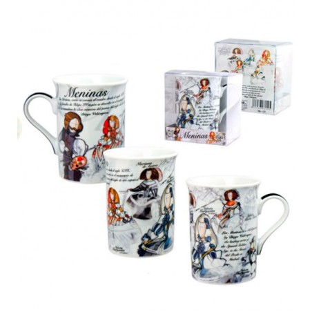 "Mug ""Las Meninas"""