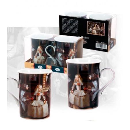 """Juego de dos Mugs de """"Las Meninas"""""""