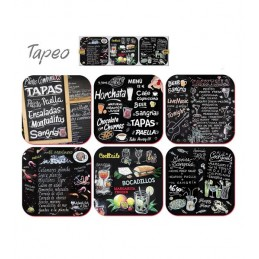 "Coaster ""Tapas Bar"""