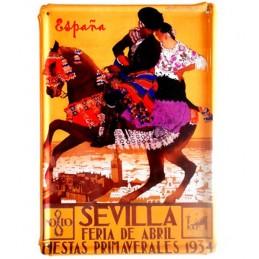 "Placas metálicas ""ESPAÑA Vintage"""