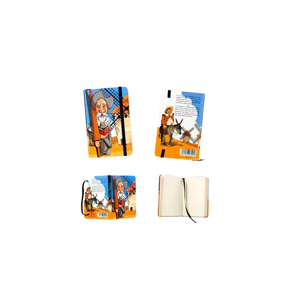 Don Quixote of La Mancha Notebook