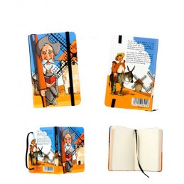 "Notebook ""Don Quichotte"""