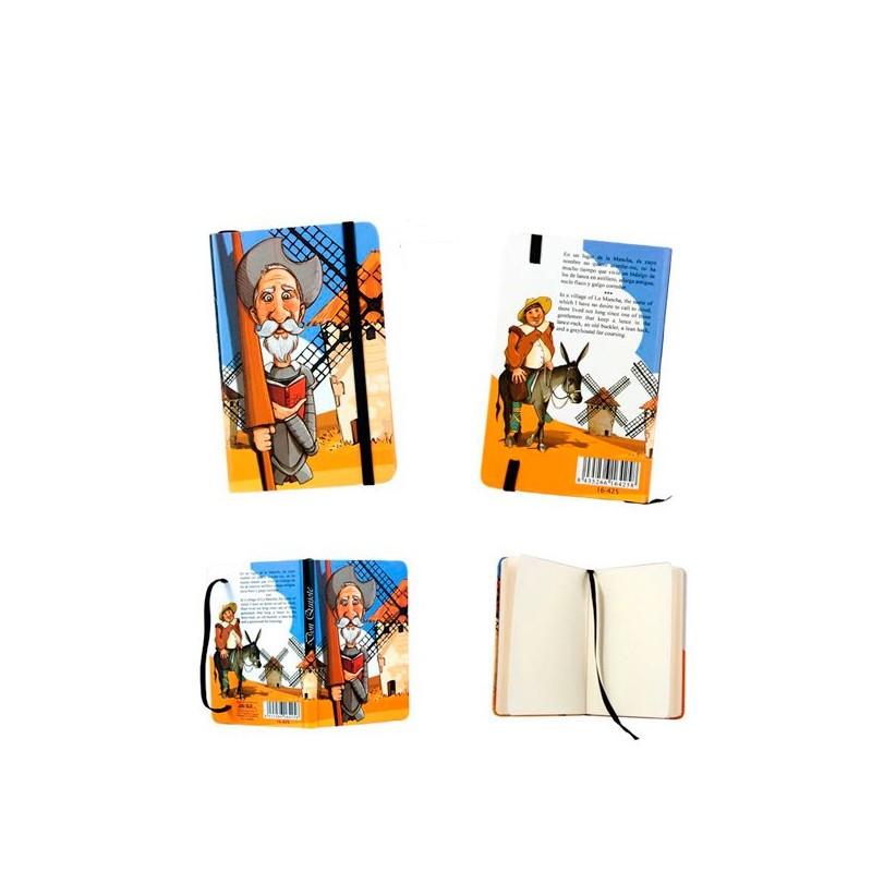 Cuaderno Don Quijote de La Mancha