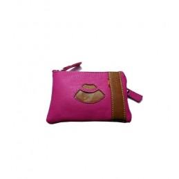 Matador cape coin purse Ubrique leather