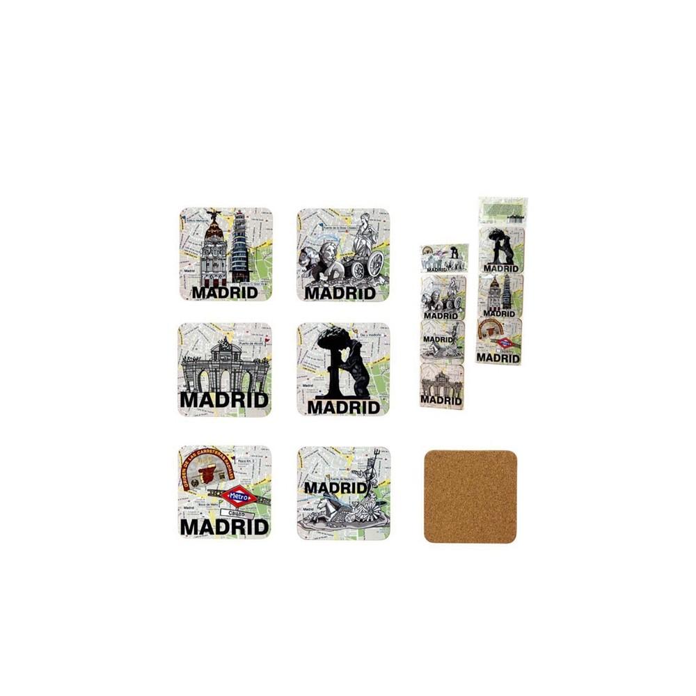 """Posavasos """"Colección Madrid"""""""