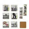 "Coasters ""Madrid"" collection"